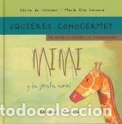 MIMI Y LA JIRAFA AZUL-RÚSTICA (Libros Nuevos - Literatura Infantil y Juvenil - Literatura Infantil)