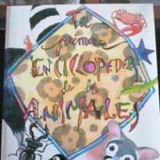Libros: TU PRIMERA ENCICLOPEDIA DE LOS ANIMALES, SUSAETA. Lote 201195238