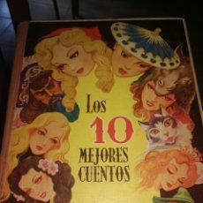 Libros: 10 MEJORES CUENTOS EMILIO FREIXAS. Lote 201723472