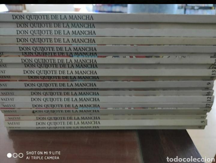 Libros: Libro comic las increíble aventuras de don quijote - Foto 2 - 202917210