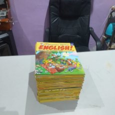 Libros: LOTE DE 25 LIBROS GERONIMO STILTON ENGLISH- VER LAS FOTOS. Lote 205335572
