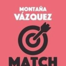 Libros: MATCH. Lote 205657618