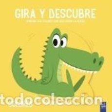 Libros: GIRA Y DESCUBRE. COLORES. Lote 205667878