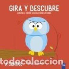 Libros: GIRA Y DESCUBRE. A CONTAR. Lote 205667936