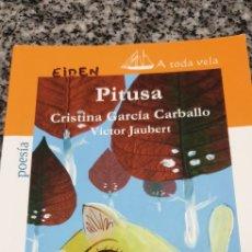 Libros: PITUSA.CRISTINA CARBALLO Y VÍCTOR JAUBERT. Lote 205754373