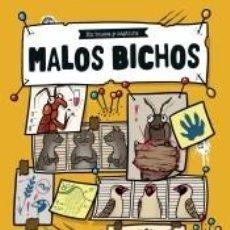 Libros: MALOS BICHOS. Lote 206233198