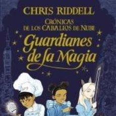 Libros: LOS GUARDIANES DE LA MAGIA. Lote 206237185