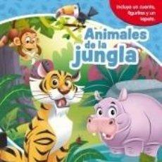 Libros: ANIMALES DE LA JUNGLA. LIBROAVENTURAS. Lote 206379627