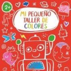 Libros: MI PEQUEÑO TALLER DE COLORES - ROJO. Lote 206413102