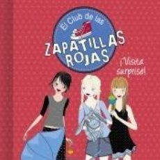 Libros: ¡VISITA SURPRISE! (SERIE EL CLUB DE LAS ZAPATILLAS ROJAS 17). Lote 206845337