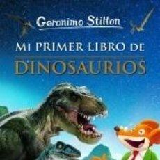 Libros: MI PRIMER LIBRO DE DINOSAURIOS. Lote 206853900