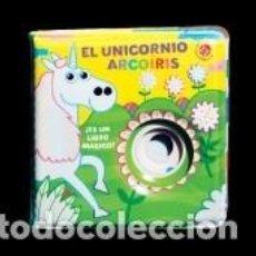 Libros: EL UNICORNIO ARCOÍRIS. Lote 206872236