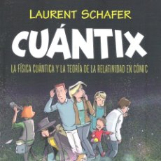 Libros: CUANTIX , LAURENT SCHAFER. Lote 207072150