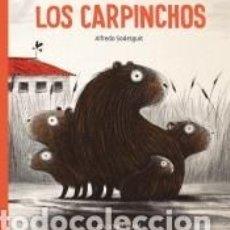 Libros: LOS CARPINCHOS. Lote 207155787