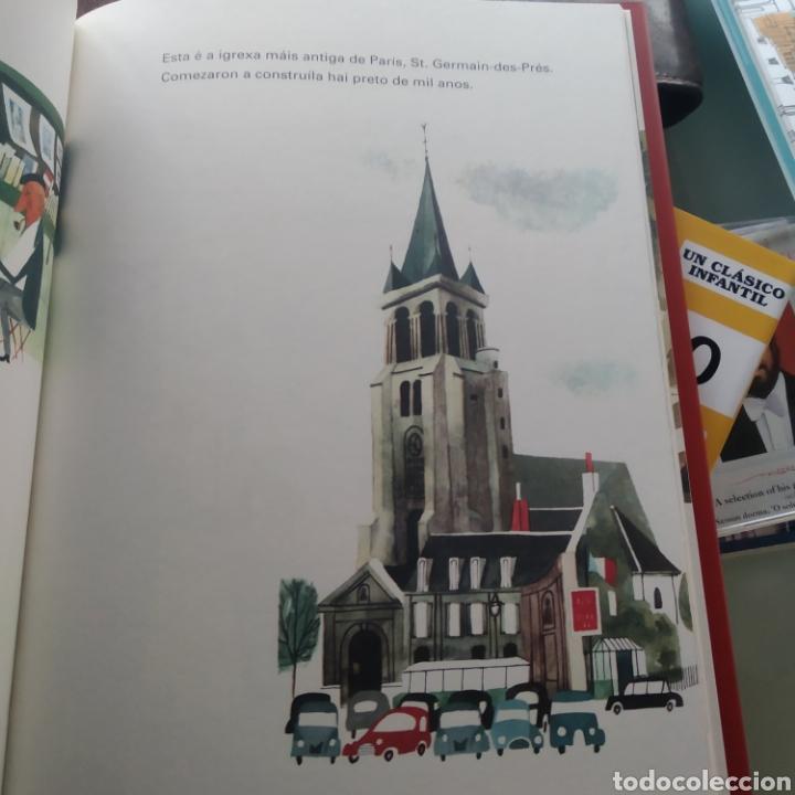 Libros: M. SASCK - ISTO É PARÍS (CLÁSICO INFANTIL EN GALLEGO) (NUEVO) - Foto 2 - 208098473