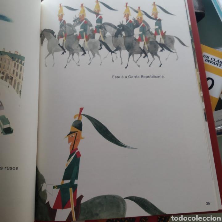 Libros: M. SASCK - ISTO É PARÍS (CLÁSICO INFANTIL EN GALLEGO) (NUEVO) - Foto 3 - 208098473