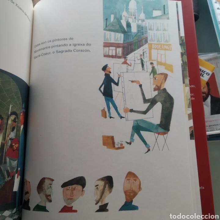 Libros: M. SASCK - ISTO É PARÍS (CLÁSICO INFANTIL EN GALLEGO) (NUEVO) - Foto 4 - 208098473