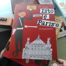 Libros: M. SASCK - ISTO É PARÍS (CLÁSICO INFANTIL EN GALLEGO) (NUEVO). Lote 208098473