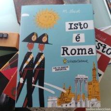 Libros: M. SASCK - ISTO É ROMA (CLÁSICO INFANTIL EN GALLEGO) (NUEVO). Lote 208098528