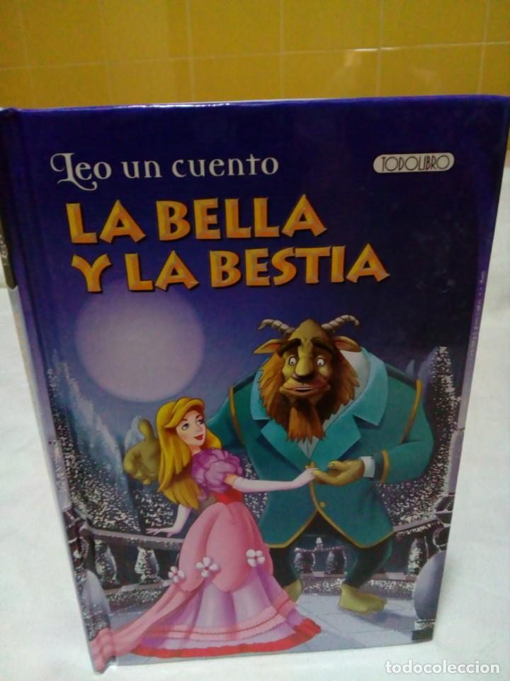LA BELLA Y LA BESTIA (LEO UN CUENTO) (Libros Nuevos - Literatura Infantil y Juvenil - Literatura Infantil)