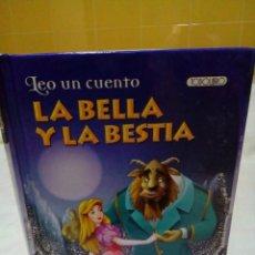 Libros: LA BELLA Y LA BESTIA (LEO UN CUENTO). Lote 208893391