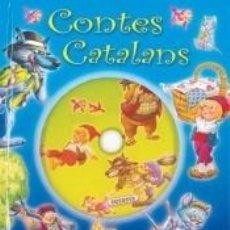 Libros: CONTES CATALANES I (CANTA I EXPLICA AMB CD). Lote 210100041