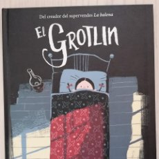 Libros: EL GROTLIN - BENJI DAVIES - ANDANA EDITORIAL - 2018. Lote 210588251