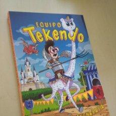 Libros: TEKENDO EN EL REINO DE CUCHARALIA. EQUIPO TEKENDO. NUEVO.. Lote 210646960