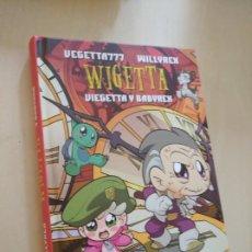 Libros: WIGETTA. VIEGETTA Y BABYREX. WILLYREX Y VEGETTA. NUEVO.. Lote 210647479