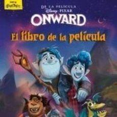 Libros: ONWARD. EL LIBRO DE LA PELÍCULA. Lote 210655769