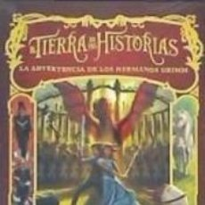 Libros: LA TIERRA DE LAS HISTORIAS 3. LAS ADVERTENCIA DE LOS HERMANOS GRIMM. Lote 211275217