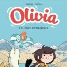 Libros: OLIVIA. EL GENIO SINVERGÜENZA (OLIVIA 1). Lote 211398734