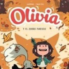 Libros: OLIVIA. EL ZORRO FURIOSO (OLIVIA 2). Lote 211398794