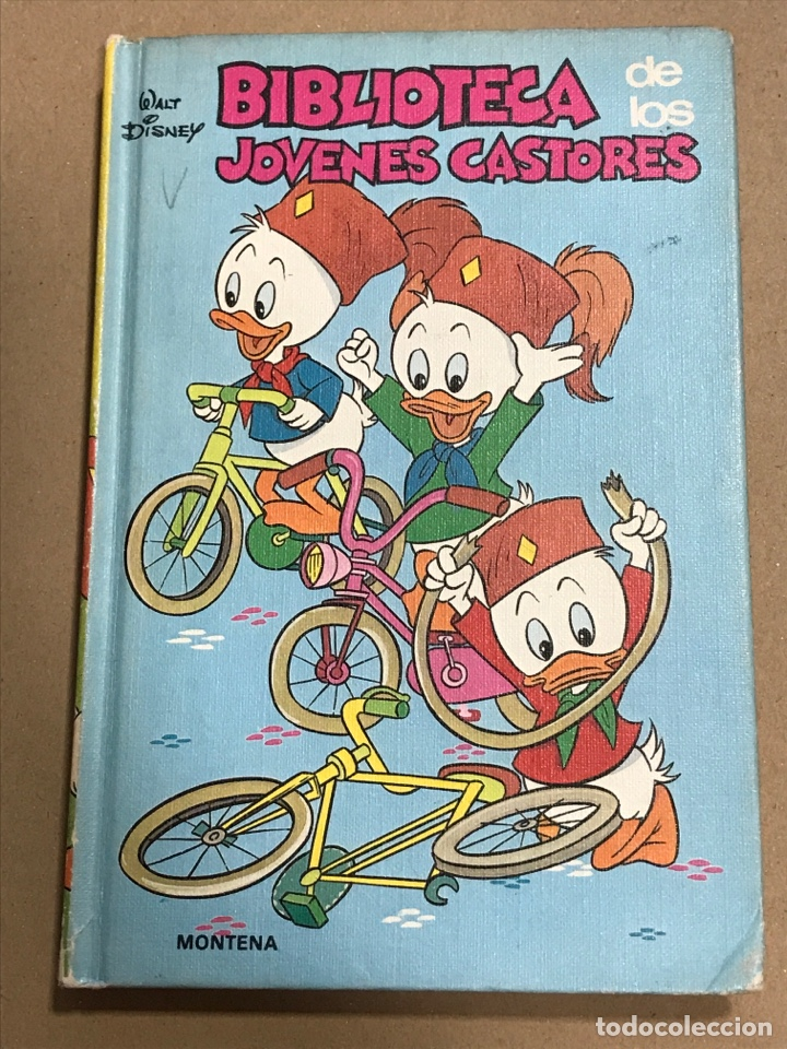 BIBLIOTECA DE LOS JÓVENES CASTORES Nº 11 DE MONTENA (Libros Nuevos - Literatura Infantil y Juvenil - Literatura Infantil)
