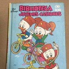 Libros: BIBLIOTECA DE LOS JÓVENES CASTORES Nº 11 DE MONTENA. Lote 211415689
