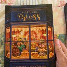 Libros: LA PASTELERÍA BLISS (VOL 1) DIFÍCIL. KATHRYN LITTLEWOOD. Lote 211593302