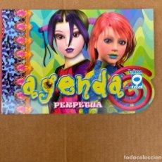 Libros: AGENDA PERPETUA - LIMONADA - MARENOSTRUM. Lote 211644056