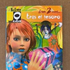 Libros: LIMONADA - ÉRASE 2 VECES... TRAS EL TESORO - RICHARD PETIT. Lote 211648170