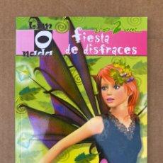 Libros: LIMONADA - ÉRASE 2 VECES... FIESTA DE DISFRACES - RICHARD PETIT - MARENOSTRUM. Lote 211648486