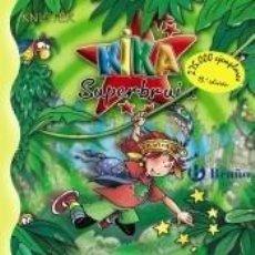 Libros: KIKA SUPERBRUJA EN BUSCA DEL TESORO. Lote 211657785