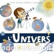 Libros: BABY ENCICLOPÈDIA. LUNIVERS. Lote 211657804