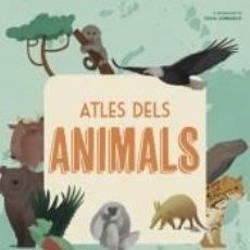 Libros: ATLES DELS ANIMALS (VVKIDS). Lote 211657908
