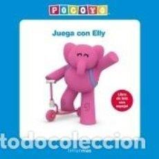 Libros: JUEGA CON ELLY. LIBRO DE TELA. Lote 211782892