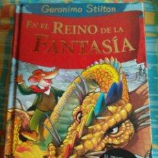Libri: GERÓNIMO STILTON. Lote 213471652