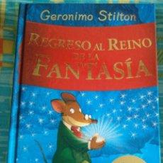 Libri: GERÓNIMO STILTON. Lote 213471688