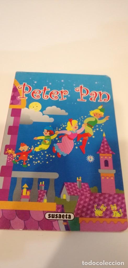G-25 LIBRO PETER PAN SUSAETA (Libros Nuevos - Literatura Infantil y Juvenil - Literatura Infantil)