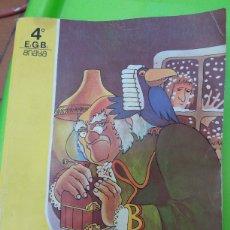 Libros: MUNDO NUEVO 4°E G B ANAYA (( 1983)). Lote 214754956