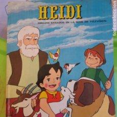 Libros: HEIDY LIBRO (((1976)). Lote 214832347