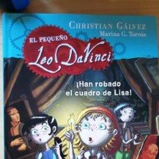 Libros: EL PEQUEÑO LEO DA VINCI 2. Lote 215615291