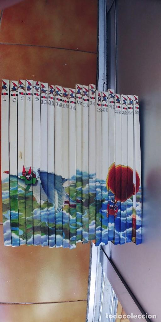 Libros: EL MUNDO SECRETO DE LOS GNOMOS-LOTE DE 20 LIBROS,TAPA DURA,AÑO 1988, - Foto 4 - 217936930